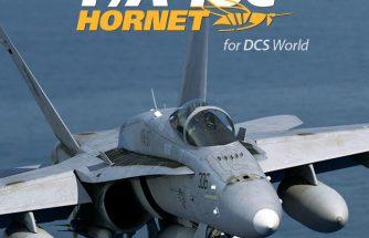 Feuille de route F/A-18C a vous de jouer...