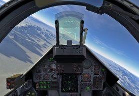 DCS: Mirage 2000C: intégration du pilote 3D