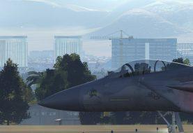 Preview DCS world 2 alpha - Map Nevada