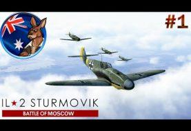 Sortie officielle d'IL2  Battle of Moscou