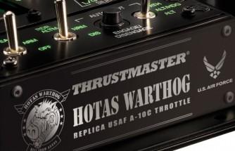 E3 que nous réserve Thrustmaster ??