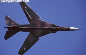 MiG-23ML Flight Model & Performances Identification par TOPOLO