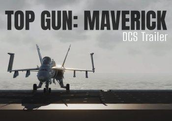 DCS trailer Top Gun Maverick
