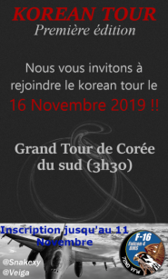 F4 BMS : KOREAN TOUR 1ST EDITION !!