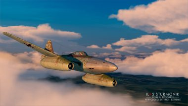 IL-2 Great Battles: JDD N°233 Optimisation des nuages !
