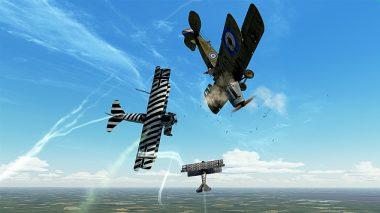 Activité online : Campagne Arras 1917 IL2FC par C6-Zorkaiev