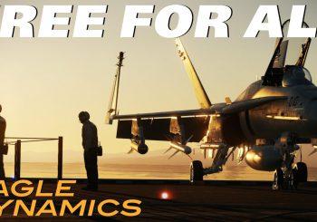 DCS : Testez tous les modules ED gratuitement pendant un mois.