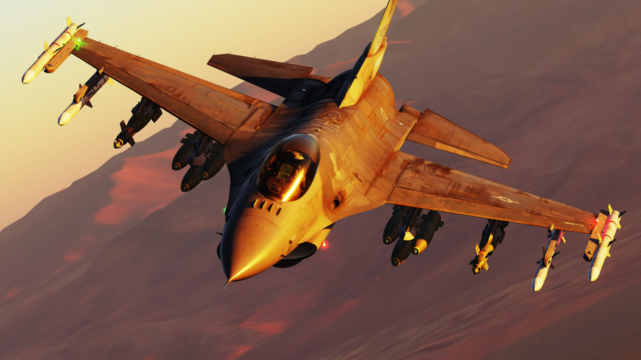 DCS: Chuck Guide F-16