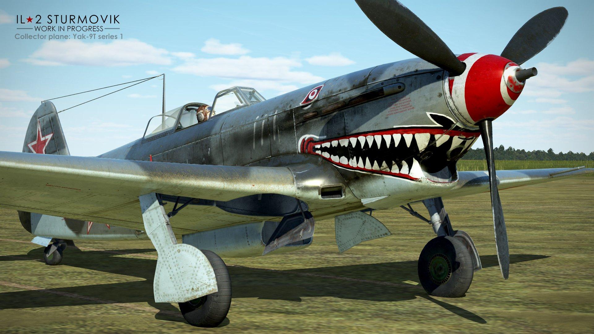 IL-2 Great Battles: JDD N°250 et Yak 9