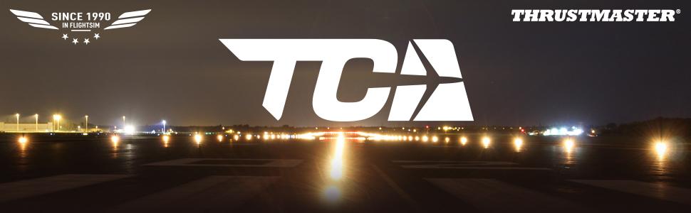 TCA – Thrustmaster annonce sa gamme  de périphériques civils