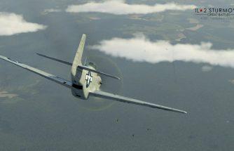 IL-2 Great Battles: Patch 4.501 pour une nouvelle visibilité des contacts !