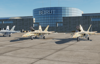 DCS Review carte Syrie
