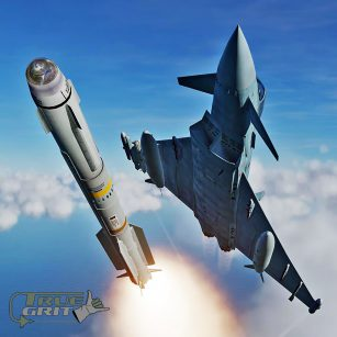DCS: Module EF-2000 Interview with Gero and TOM from True Grit (english version)