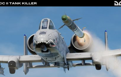 DCS A-10C II : premier test de l'early access