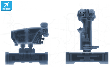 Review Saitek X65F (revival)
