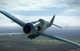 IL-2 Great Battles: JDD N°270 Les différentes variante du FW 190 A-6 ainsi que l'option de marquage personnalisé.