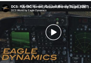 DCS FA-18C-le mode GMT  se dévoile