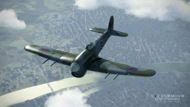 IL-2 Great Battles: JDD N°269 Typhoon Mk.IB pour le printemps 2021