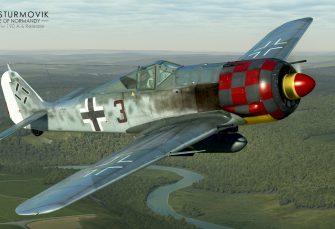 Il-2 Great Battles: Patch 4.506 avec l'ajout du FW 190 A-6 pour BON !