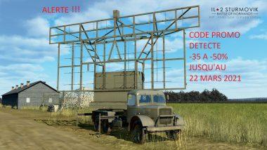 IL-2 Great Battles: Code promotionnel disponible sur le site officiel !