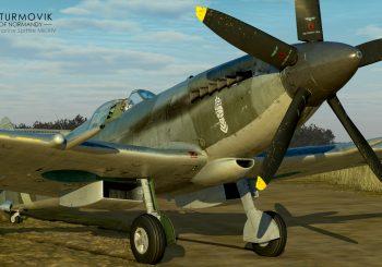 IL-2 Great Battles: JDD N° 272 Spitfire Mk. XIV en bonne voie !