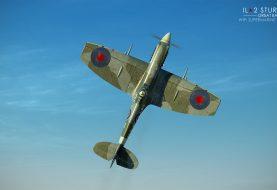 Il-2 Great Battles: JDD N°277 Le Spitfire Mk.XIV en final courte !