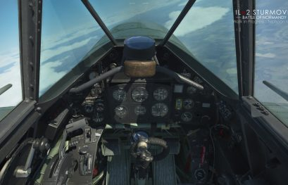 IL-2 Great Battles: JDD N°274 Cockpit Typhoon Mk.Ib et bateau LCI.L