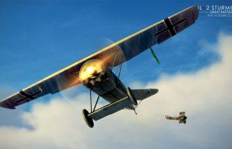 IL-2 Great Battles: JDD N°280 avec du contenu pour BON et FC-II