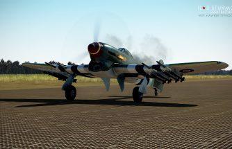 Il-2 Great Battles: JDD N°281 Typhoon Mk.IB et batterie Côtière Todt