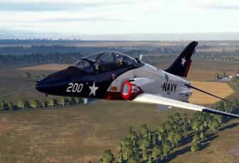 DCS : Vidéo découverte du T-45C de VNAO