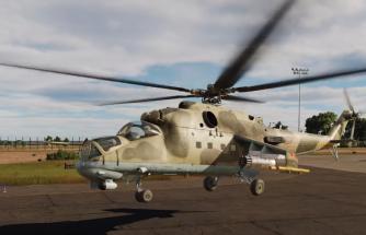 DCS : Mise à jour  openbeta  2.7.2.7910.1 Mi-24P - Chypre