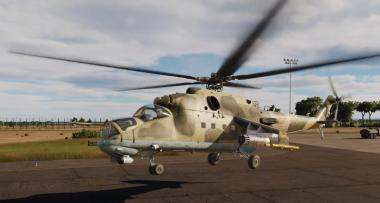 DCS : Mise à jour  openbeta  2.7.2.7910.1 Mi-24P – Chypre