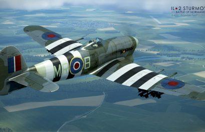 IL-2 Great Battles: Patch 4.602 Typhoon Mk.Ib et Fokker DVIII airborne !