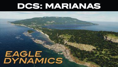 Les iles Mariannes sont dispo !
