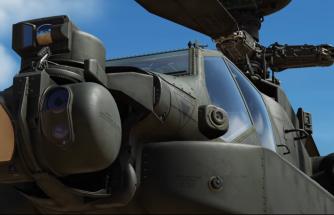 DCS : AH-64D  un teaser qui donne envie