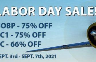 IL-2 Great Battles: Solde de la fête du travail US du 2 au 7 Septembre 2021