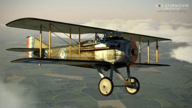 IL-2 Great Battles: Patch 4.604 Spad VII version 180 CV et nombreux correctifs !