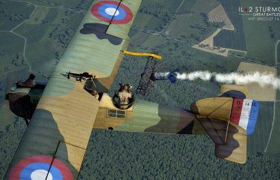 IL-2 Great Battles: JDD N°265 Breguet 14.B2 et Générateur de mission rapide avancé.