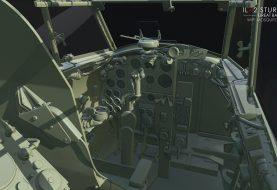 IL-2 Great Battles: JDD N°296 Cockpit Mosquito et nuages en Wip