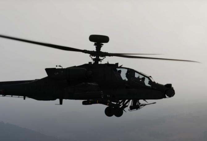 l'AH-64D Apache en précommande